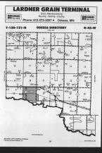 Map Image 012, Big Stone County 1989