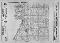 Index Map, Blue Earth County 1988