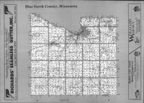 Index Map, Blue Earth County 1991