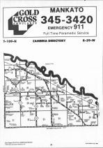 Cambria T109N-R29W, Blue Earth County 1991