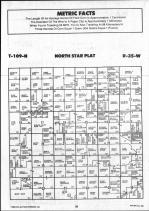North Star T109N-R35W, Brown County 1990 Published by Farm and Home Publishers, LTD