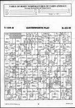 Leavenworth T109N-R33W, Brown County 1990 Published by Farm and Home Publishers, LTD