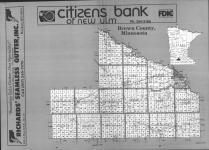 Index Map, Brown County 1991