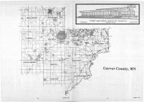 Index Map, Carver County 1987 Published by Farm and Home Publishers, LTD
