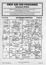 Watertown T117N-R25W, Carver County 1987 Published by Farm and Home Publishers, LTD