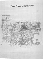 Index Map 1, Cass County 1988