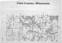 Index Map 2, Cass County 1988