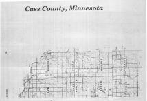 Index Map 4, Cass County 1988