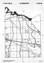 Map Image 019, Cass County 1988