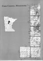 Index Map 3, Cass County 1991