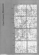 Index Map 5, Cass County 1991