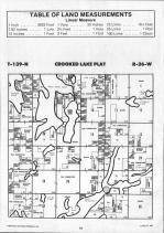 Crooked Lake T139N-R26W, Cass County 1991