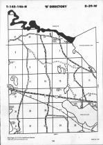 Map Image 110, Cass County 1991