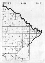 Map Image 115, Cass County 1991