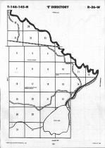 Map Image 116, Cass County 1991