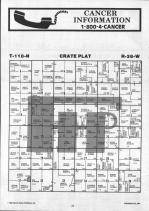 Crate T118N-R38W, Chippewa County 1986 Published by Farm and Home Publishers, LTD