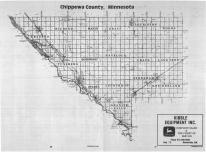 Index Map, Chippewa County 1988