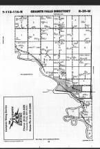 Map Image 019, Chippewa County 1989