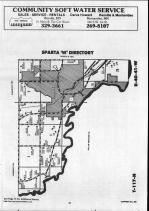 Map Image 010, Chippewa County 1990