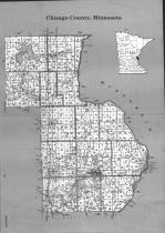 Index Map, Chisago County 1991
