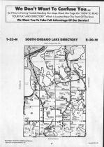 Map Image 005, Chisago County 1991