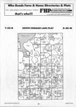 Map Image 006, Chisago County 1991