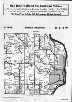 Map Image 007, Chisago County 1991