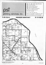 Map Image 011, Chisago County 1991