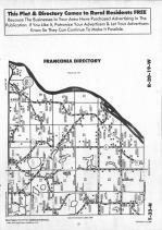 Map Image 027, Chisago County 1991