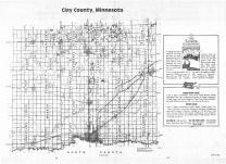 Index Map, Clay County 1985