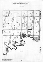 Map Image 022, Clay County 1991