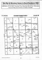 Map Image 055, Clay County 1991