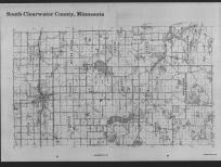 Index Map, Clearwater County 1989