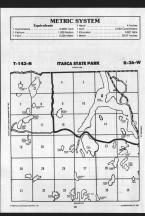 Lake Itasca, Elk Lake T143N-R36W, Clearwater County 1989