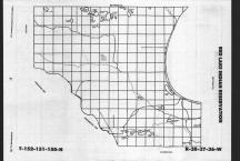 Map Image 007, Clearwater County 1989