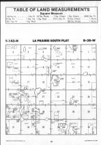 La Prairie T143N-R38W, Clearwater County 1990 Published by Farm and Home Publishers, LTD