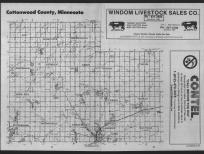 Index Map, Cottonwood County 1989