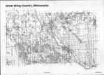 Index Map, Crow Wing County 1986
