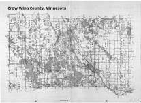 Index Map, Crow Wing County 1987