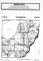 Map Image 005, Crow Wing County 1987