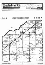 Map Image 025, Crow Wing County 1987