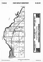 Map Image 045, Crow Wing County 1987