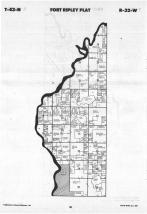 Map Image 037, Crow Wing County 1988
