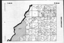 Map Image 038, Crow Wing County 1989