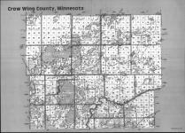 Index Map - Above, Crow Wing County 1990