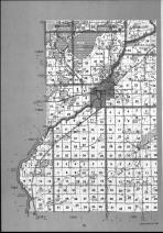 Index Map - Below Left, Crow Wing County 1990