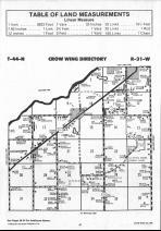 Map Image 039, Crow Wing County 1990