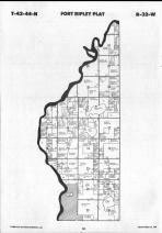 Map Image 065, Crow Wing County 1990