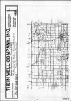 Dodge County Index Map 2, Dodge and Steele Counties 1986