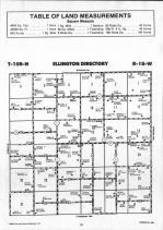 Dodge County Map 010, Dodge and Steele Counties 1990